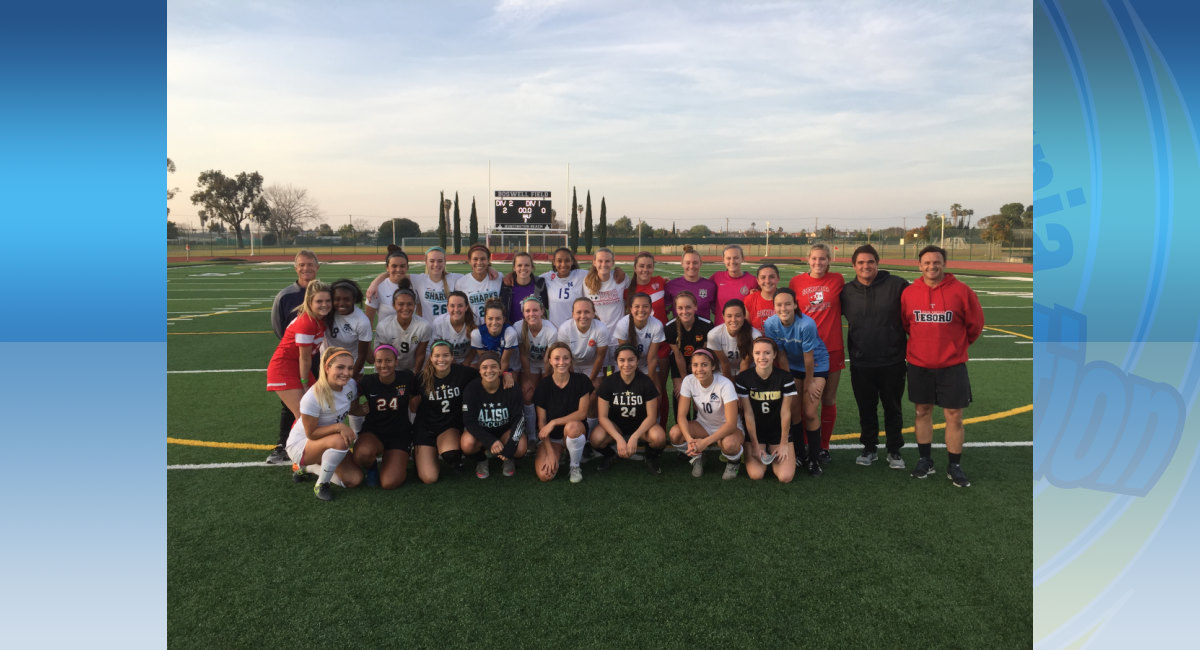 D1 & D2 Girls All-Stars 2016