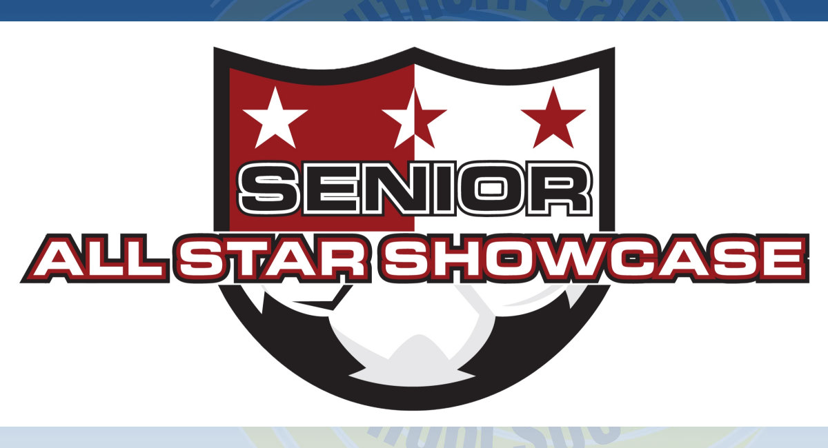 Senior All-Star Showcase Logo (Since 2008)